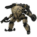 Lost Planet 2 PTX-140 Hardballer Early Ver Action Figure