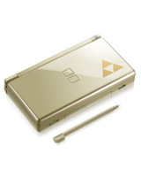 Nintendo DS Lite Gold Legend of Zelda Limited Edition System Trade-In