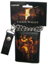 Resident Evil 5 Chain Wallet
