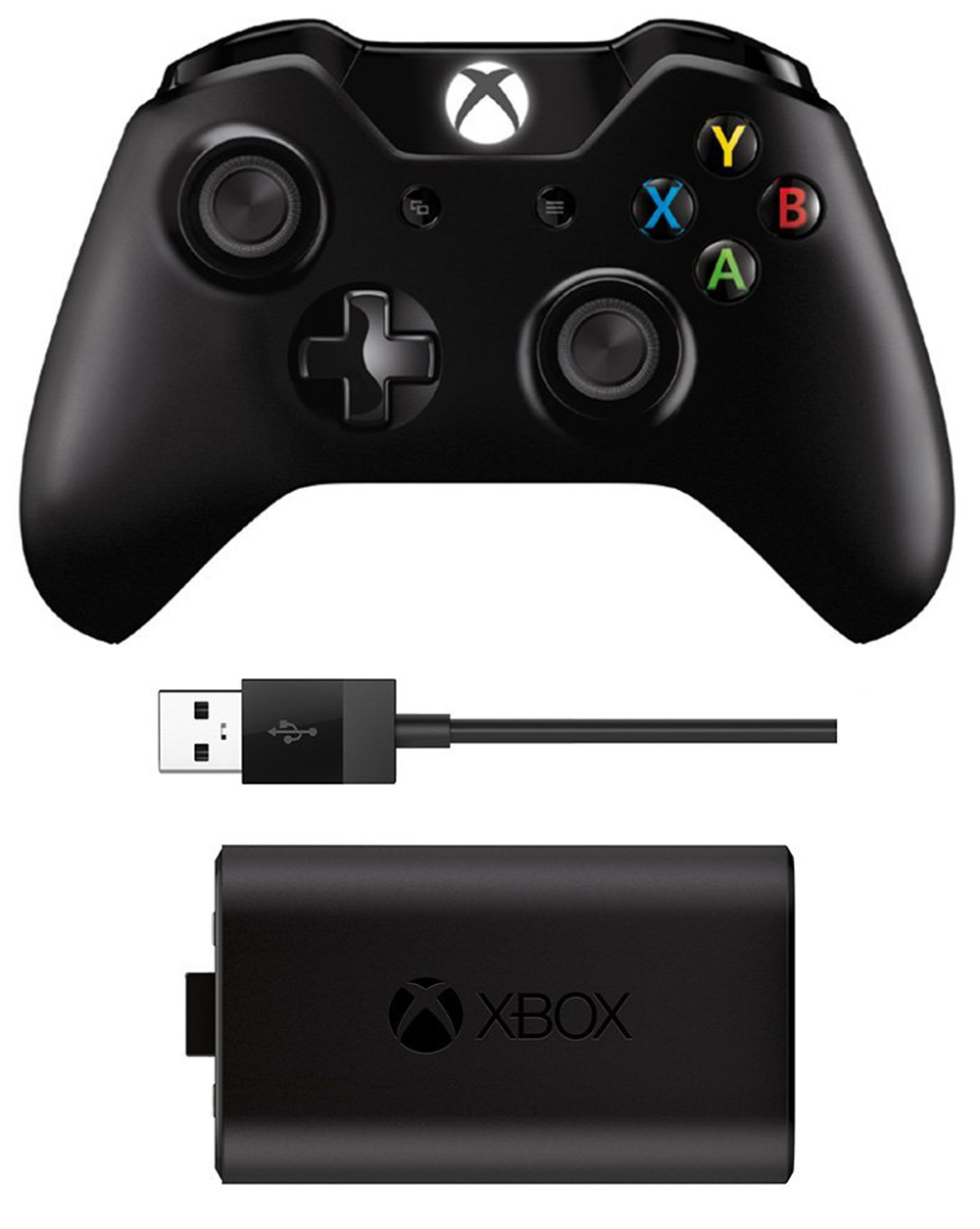 Xbox One Wireless Controller & Charge Kit