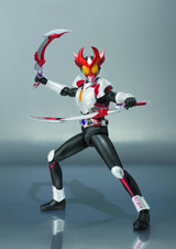 Kamen Rider Agito Shining Form S.H. Figuarts Action Figure