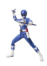Mighty Morphin' Power Rangers Blue Ranger S.H.Figuarts 6