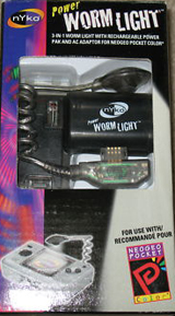 Neo Geo Pocket Power Worm Light Nyko