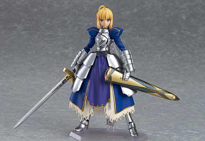 Fate/Stay Night Saber Figma 2.0