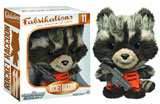 Fabrikations GOTG Rocket Raccoon Soft Sculpt Plush