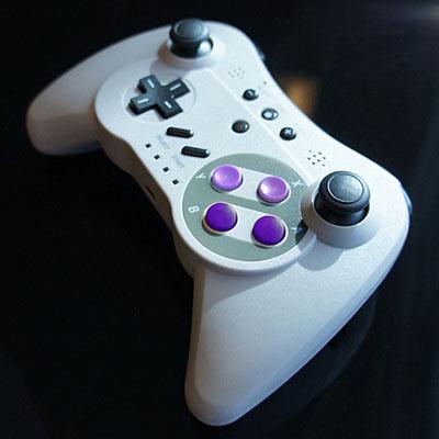Wii U Controller Pro U Classic 2