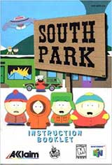 South Park (Instruction  Manual)