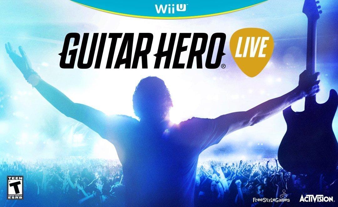 Guitar Hero Live Guitar Bundle