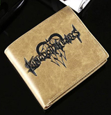 Kingdom Hearts III Logo Wallet