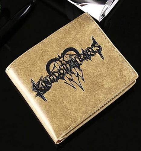 Kingdom Hearts III Logo Wallet