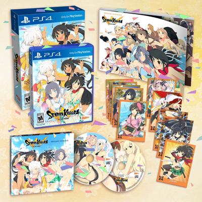 Senran Kagura Estival Versus: Endless Summer Edition