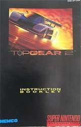 Top Gear 2 (Instruction Manual)