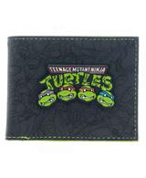Teenage Mutant Ninja Turtles Group Bi-Fold Wallet