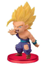 Dragon Ball Z WCF Battle Super Saiyan 2 Gohan 3 Inch Figure