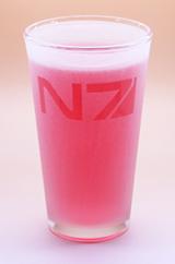 Arts & Crafts: Mass Effect Normandy Logo Custom-made 16oz Glass