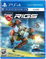 RIGS Mechanized Combat League VR
