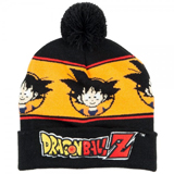 Dragon Ball Z Goku Pom Cuff Beanie