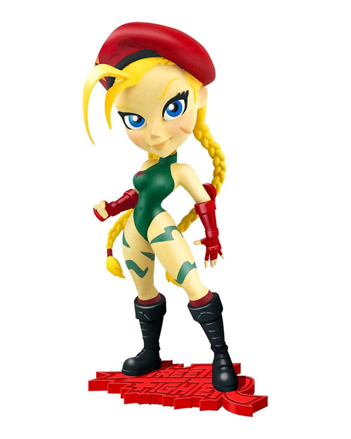 Street Fighter Cammy Knockouts 7 Inch Vinyl Figure