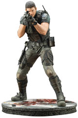 Resident Evil Vendetta: Chris Redfield ArtFX Statue