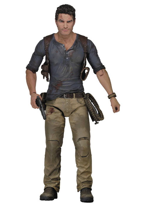 Uncharted 4: Ultimate Nathan Drake 7 Inch Action Figure