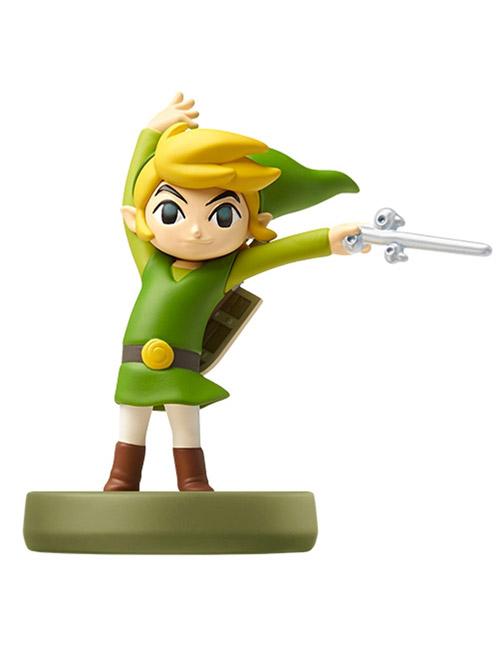 amiibo Toon Link Zelda Wind Waker Series