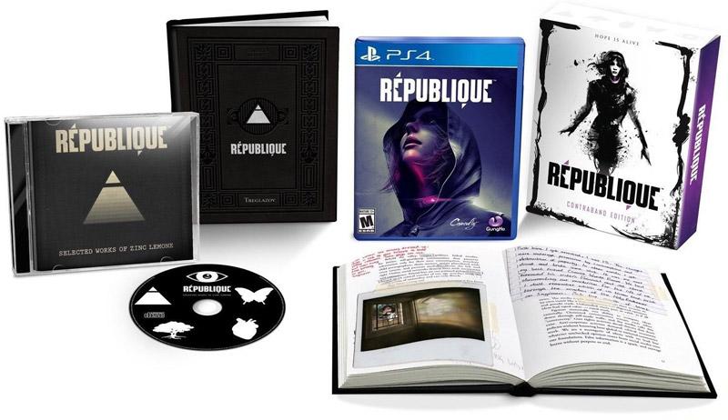 Republique Contraband Edition
