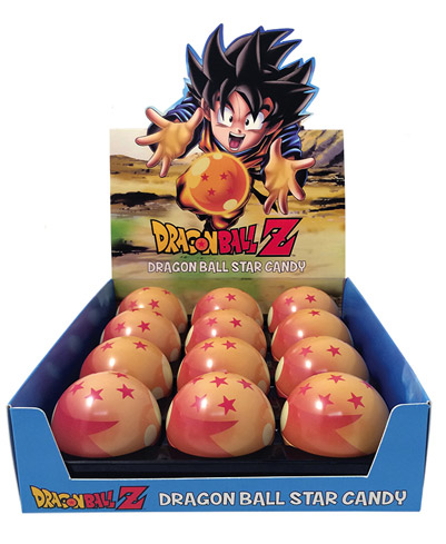 Dragon Ball Z: Dragon Balls Star Candy