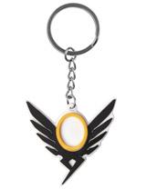 Overwatch: Mercy Flat Rubber Keychain