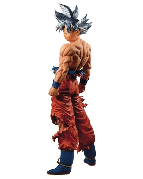 Dragon Ball Super Extreme Saiyan Ultra Instinct Goku Ichiban Kuji Figure