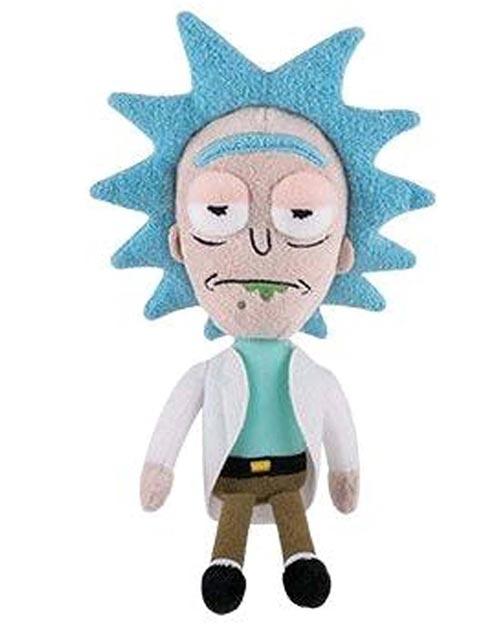 Rick & Morty Bored Rick Galactic Plush
