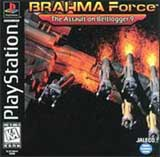 Brahma Force Assault: The Assault on Beltlogger 9