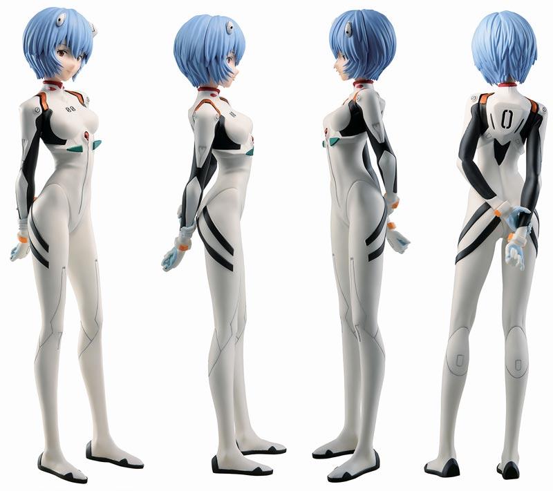 Evangelion Rei Awakening Ichiban Figure extra img