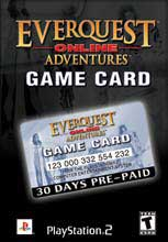 Everquest Online Adv. 30 Day Pass