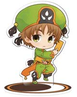 Card Captor Sakura Clear Card Syaoran 2D Acryl Figure