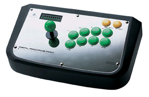 PS2 Real Arcade Stick Pro by Hori