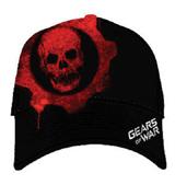 Gears of War: Red Skull Baseball Cap