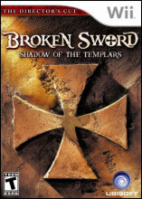 Broken Sword Shadow of the Templars