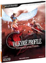 Valkyrie Profile: Covenant of the Plume Brady Games Official Strategy Guide