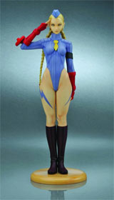 Capcom Girls Street Fighter II Cammy 10