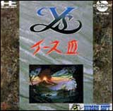 Ys III: Wanderers From Ys CD-Rom2