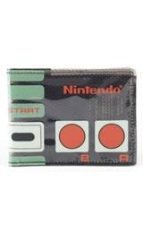 Nintendo Controller Bi-Fold Fat Free Wallet