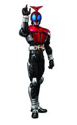 Kamen Rider Kabuto Rider Form S.H. Figuarts Action Figure