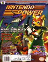 Nintendo Power Volume 98 Star Fox 64