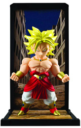 Dragon Ball Z Super Saiyan Broly Tamashii Buddies Figure