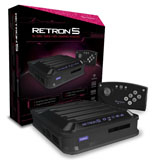 RetroN 5 Gaming Console Black