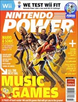 Nintendo Power Volume 229 Music Games
