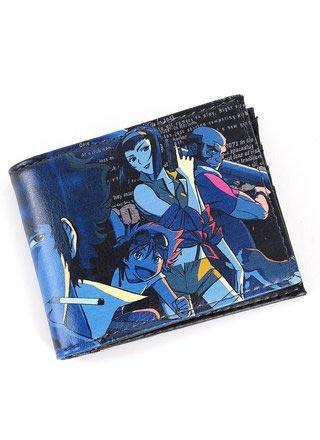 Cowboy Bebop Bi-Fold Wallet