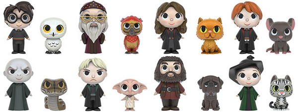Harry Potter Character Mystery Minis