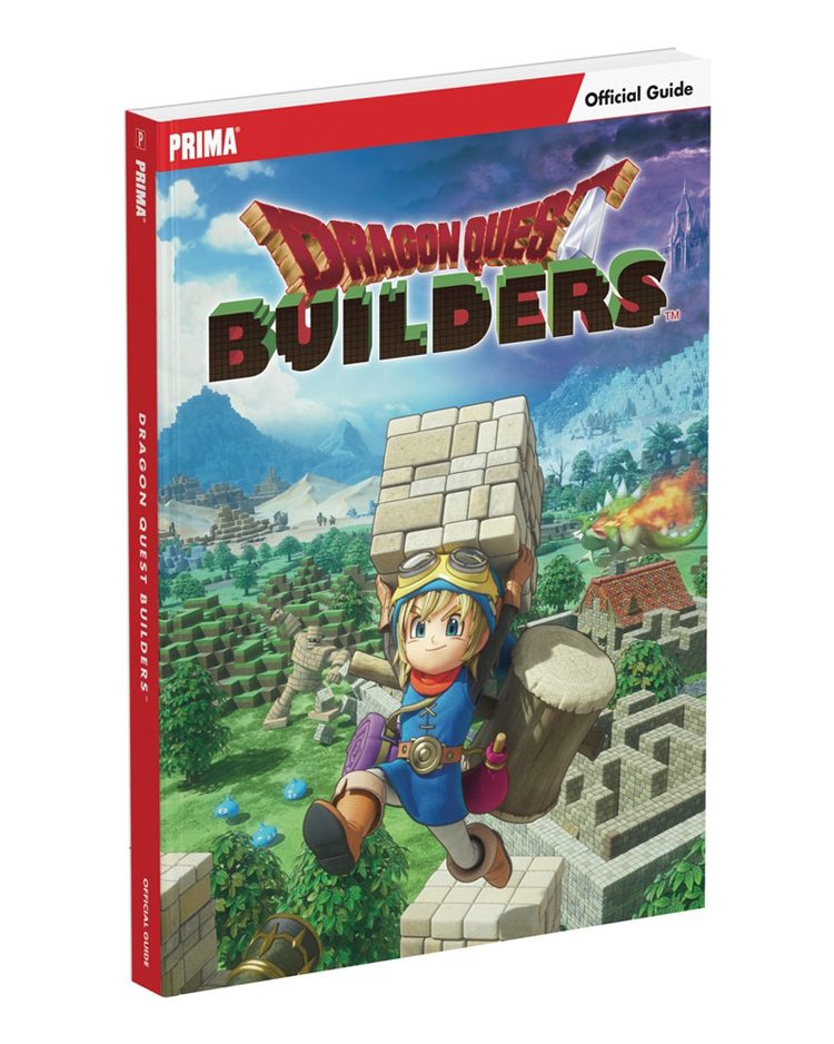 Dragon Quest Builders: Prima Official Guide