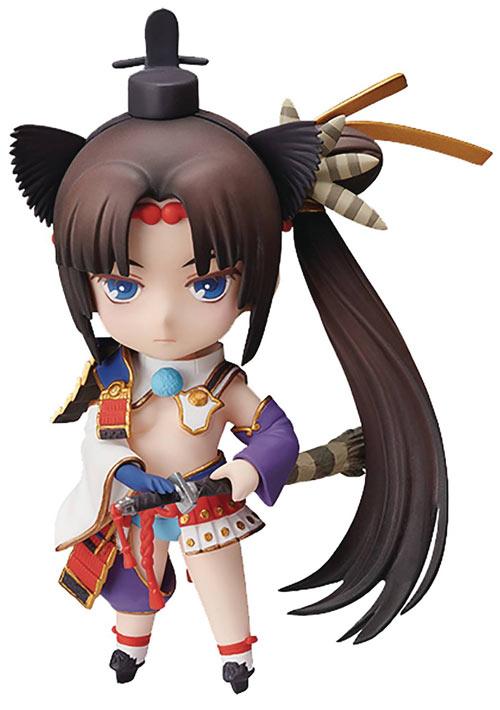 Fate/Grand Order: Ushiwakamaru Chara-Forme Beyond Figure